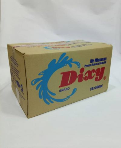 Dixy Drinking Water (500 ml)