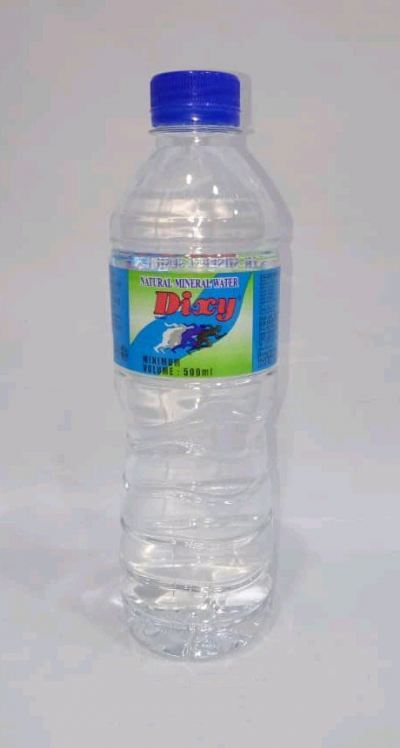 Dixy Mineral Water (500 ml)