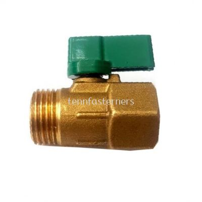 "1/2"" MARKSMAN MF323 BALL VALVE"