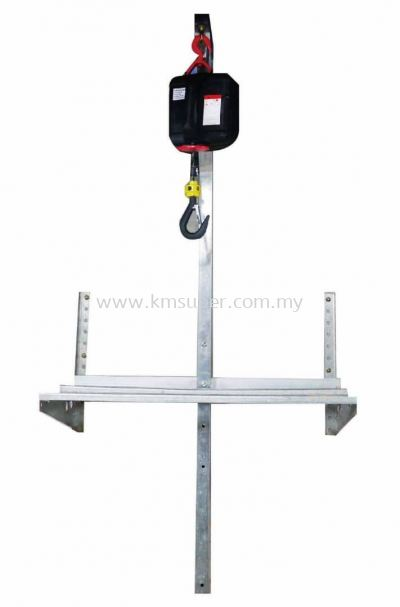 AIRCOND AUTO OUTDOOR LIFTING TOOL SET SCS-A15065 (MAX CAPACITY : 150KG / LIFTING HEIGHT : 65FT/20M)