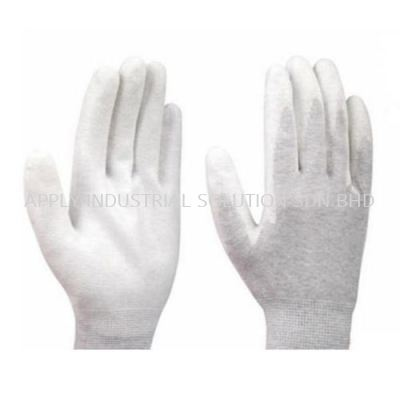 PU Coated Palm Fit Glove