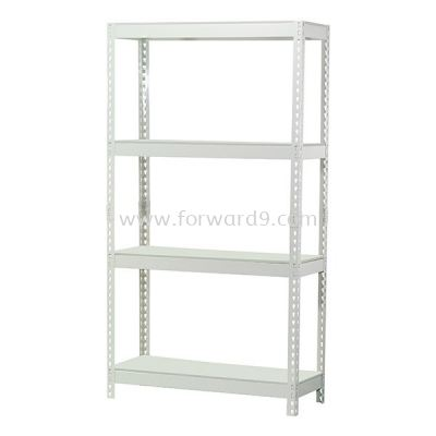 Metal Boltless Racking with Multiple Steel Shelf