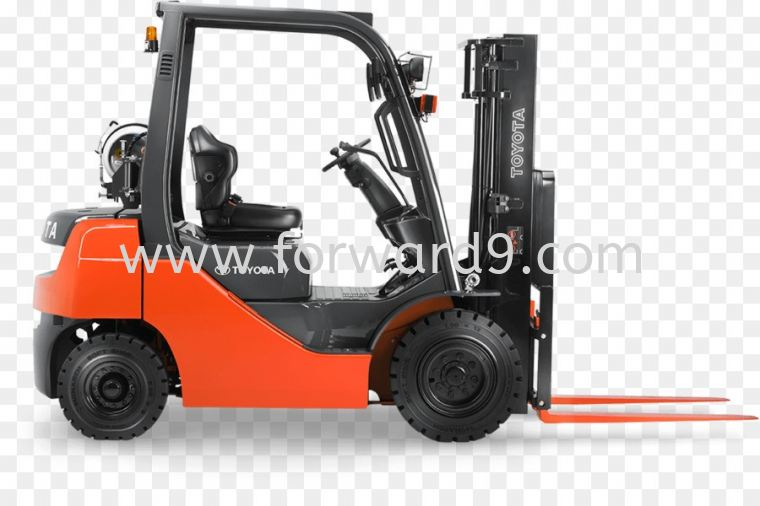 Recond/Second Hand Toyota Forklift for Rental Forklift