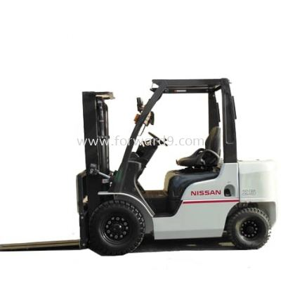 Recond/Second Hand Nissan Forklift for Rental