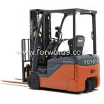 Recond/Second Hand Toyota Forklift for Sell