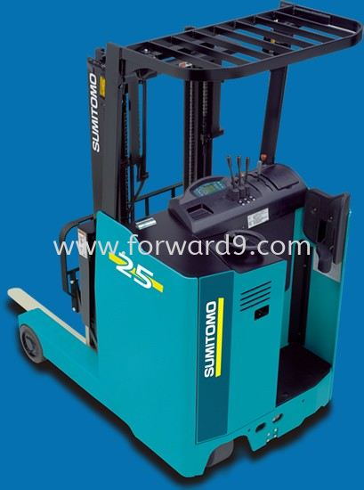 Recond/Second Hand Sumitomo Reach Truck for Sell Reach Truck