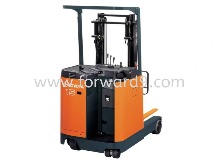 Recond/Second Hand Toyota Reach Truck for Sell Reach Truck