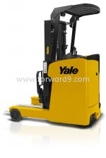 Recond/Second Hand Yale Reach Truck for Rental