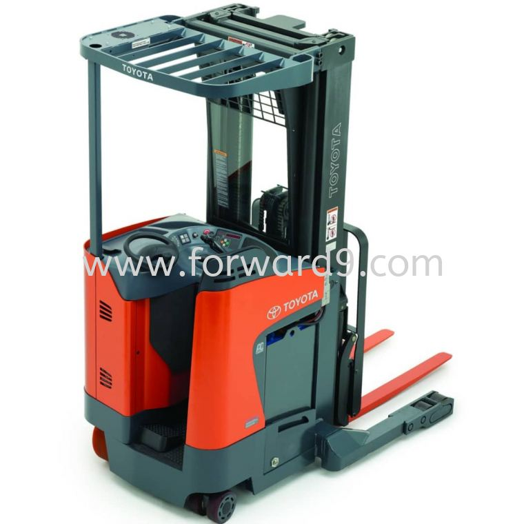 Recond/Second Hand Toyota Reach Truck for Rental Reach Truck