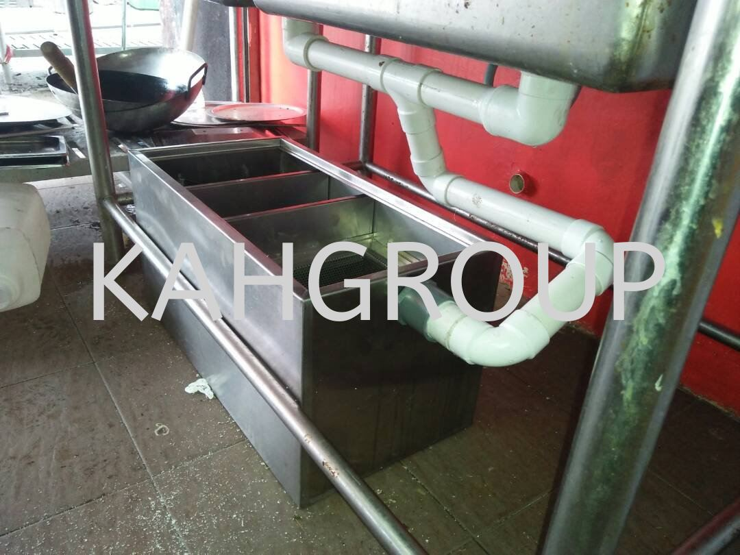 Grease Trap Helps to Prevent Environmental Problems