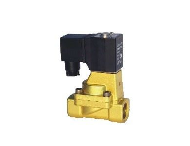 2W(Internally piloted and normally closed) Series Valves