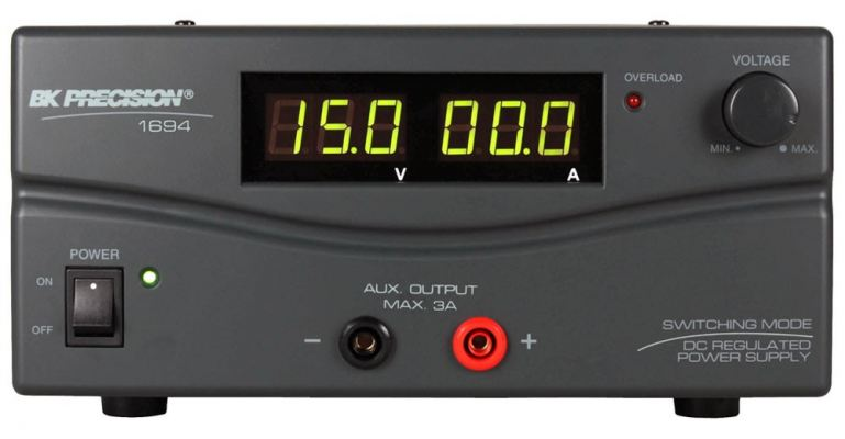 High Current Switching DC Power Supplies   Model 1693