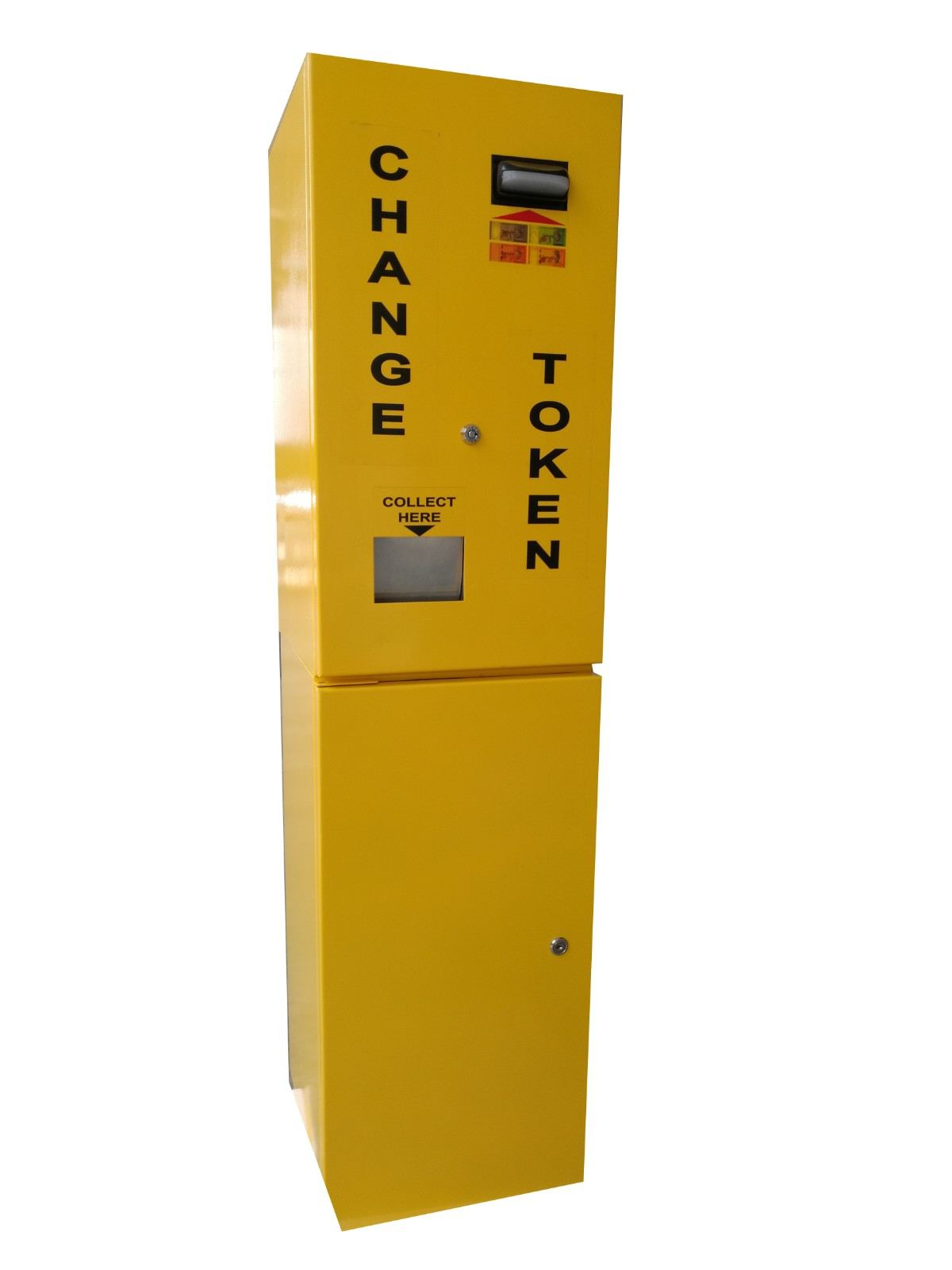 Token Changer Machine 02NFB