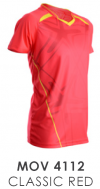 MOV 4112 MOV 41 R.W - Neon Tech Sub Round Neck T-SHIRT