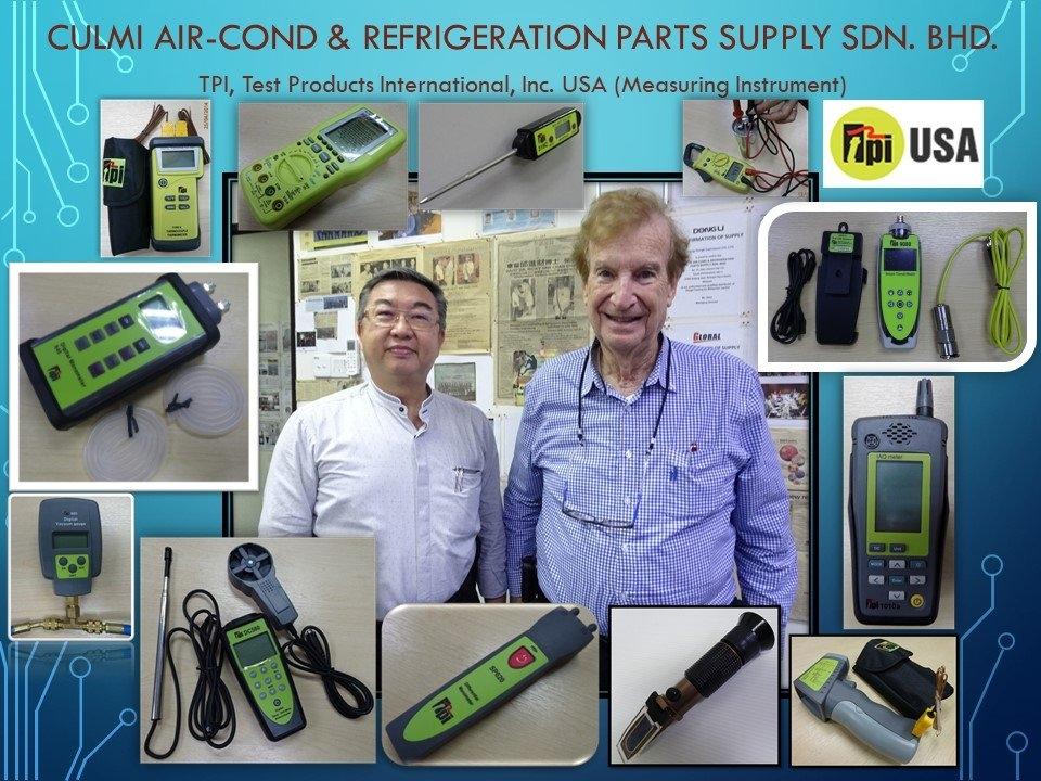 TPI, Test Products International, Inc. USA (Measuring Instrument)