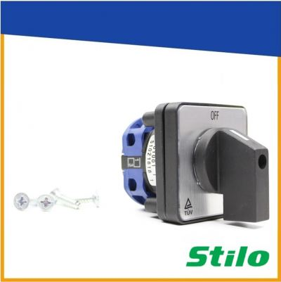 STILO On Off Selector Switch - 16A