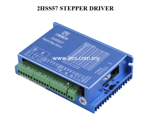 2HSS57 2 Phase Stepper Motor Driver (1.0-6A )