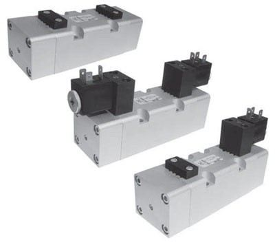 SERIES: ISO 5599/1 VALVES -SIZE 2