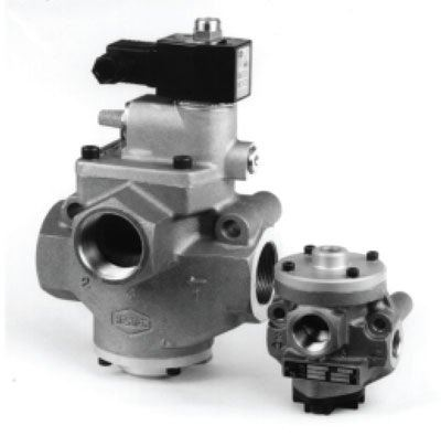 Herion��s High Performance Poppet Valves( Series: 80265)