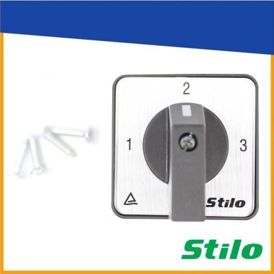 Multi-Step Selector Switch - 16A (1/2/3/4 Pole)
