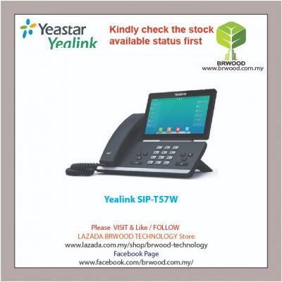 Yealink SIP-T57W: Prime Business IP Phone