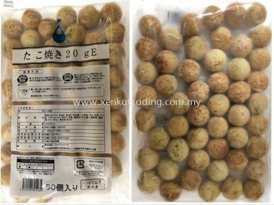 FT0008  Takoyaki Ball 50pcs ���~�� (Halal)