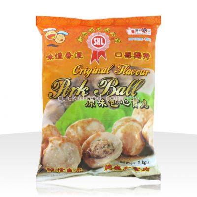 SHL Original Pork Ball (1kg) ԭζ���Ĺ��� (1����)
