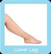 Permanent hair removal lower leg Hair Removal Lower leg Permanent Hair Removal Medium Area