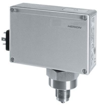 Pressure switches for Pneumatic and allfluid technology Standard Program (Series: 20D  -1 to 100 Bar