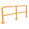 Crash Barrier Heavy Duty Racking System