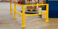 Barrier Protector Heavy Duty Racking System