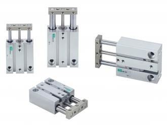 Guided cylinder (STM)