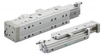 Linear slide cylinder (LCW)