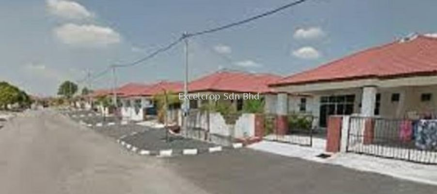 (R1161) Single Storey Terrace house for Rent