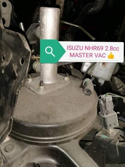 ISUZU NHR69 2.8 BRAKE BOOSTER