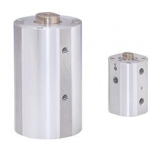 Air bearing actuator (LBC)
