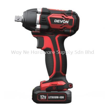 5715-Li-12S - 12V Impact Wrench   Quick View