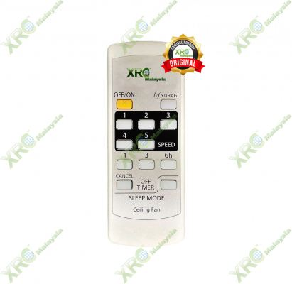 K14Y2 KDK CEILING FAN REMOTE CONTROL