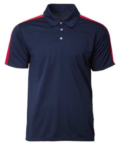 CRP 1601 Navy-Red-White