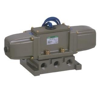 Direct acting 3, 4-port valve (FS/FD)