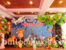 Birthday Party Balloon Decoration Birthday Party Balloon Decoration