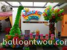 Birthday Party Balloon Decoration Birthday Party Balloon Decoration