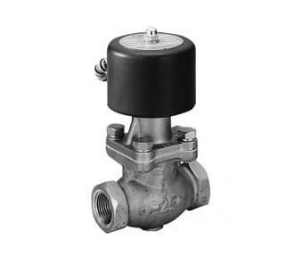 Pilot operated 2-port solenoid valve (PVS)