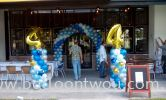 Spiral Arch Balloon Arch Design Event Balloon