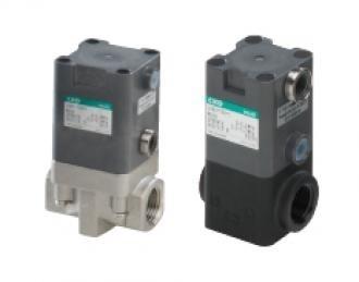 Diaphragm cylinder valve (LAD)