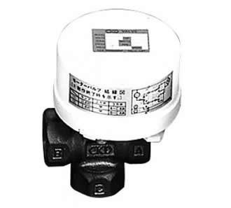 Miniature motorized 2, 3-port ball valve (MHB4/MHG4)