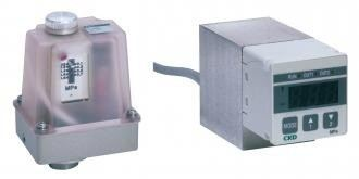 Pressure switch for coolants (CPE/CPD)