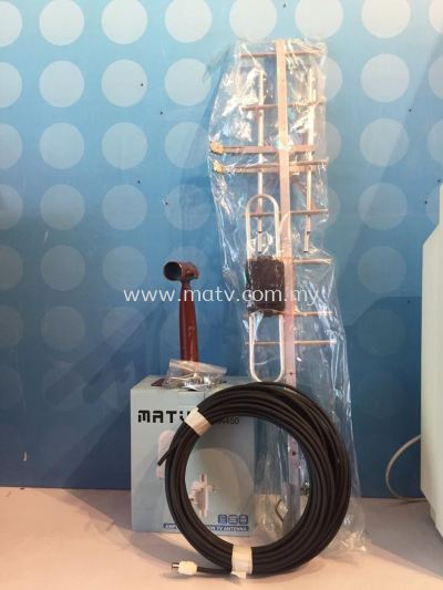 SET TOP BOX K2 + ANTENNA