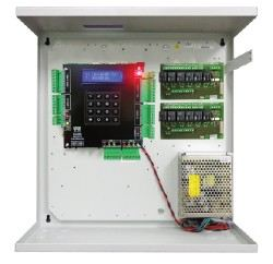 FC2300 Series. Elid Car Park Access Controller