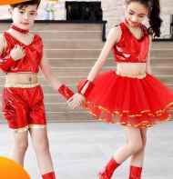 YY Couple Red Dance